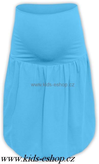 522acbdd1a1c Těhotenská balonová sukně vel. L XL šedý melír