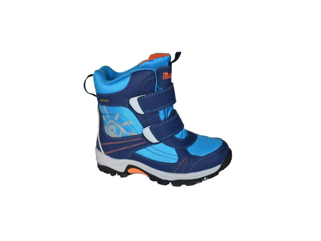 ce8923b860a boty zimní 2 pásky
