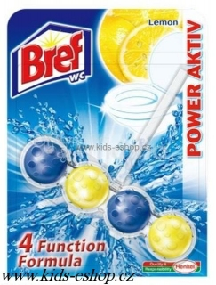 Bref Power Activ Lemon wc blok